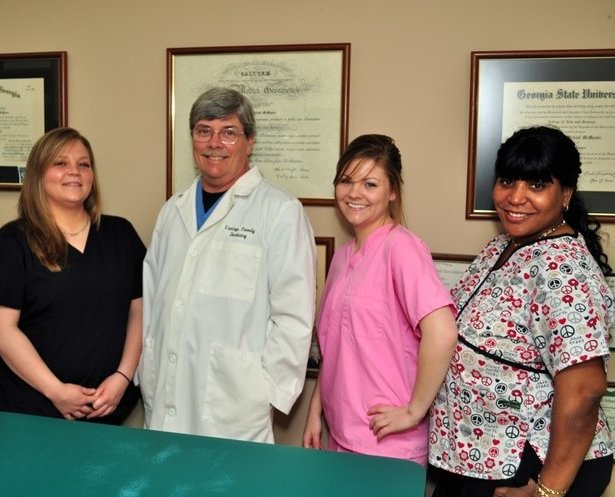 Dr.Mcmaster & Staff